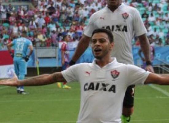 Vitória vence Bahia na Fonte por 2 a 1 e mantém 100% de aproveitamento