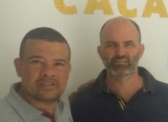 CACAU FM 88,5: COM NOVO TRANSMISSOR RÁDIO ESTRÉIA NOVA PROGRAMAÇÃO