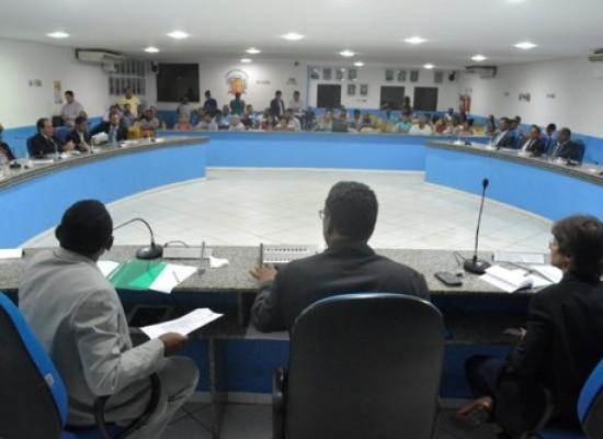 Câmara de Vereadores de Ilhéus – Pauta da próxima sessão do dia 09 de maio