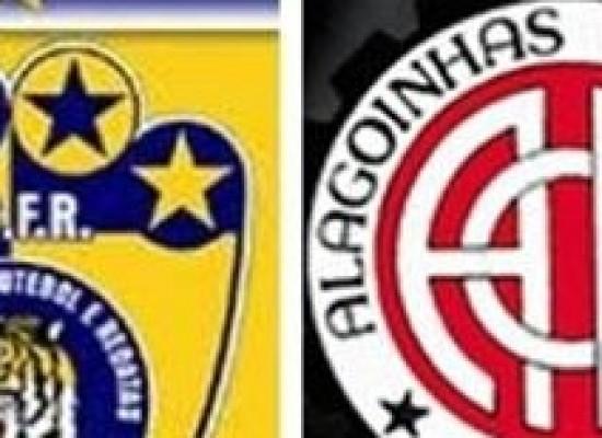 Colo Colo empata com o Atlético de Alagoinhas, 1 x 1. Situação do Tigrão é complicada