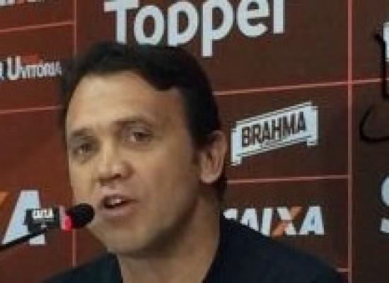 Contrato de Petkovic com o Vitória é publicado no BID