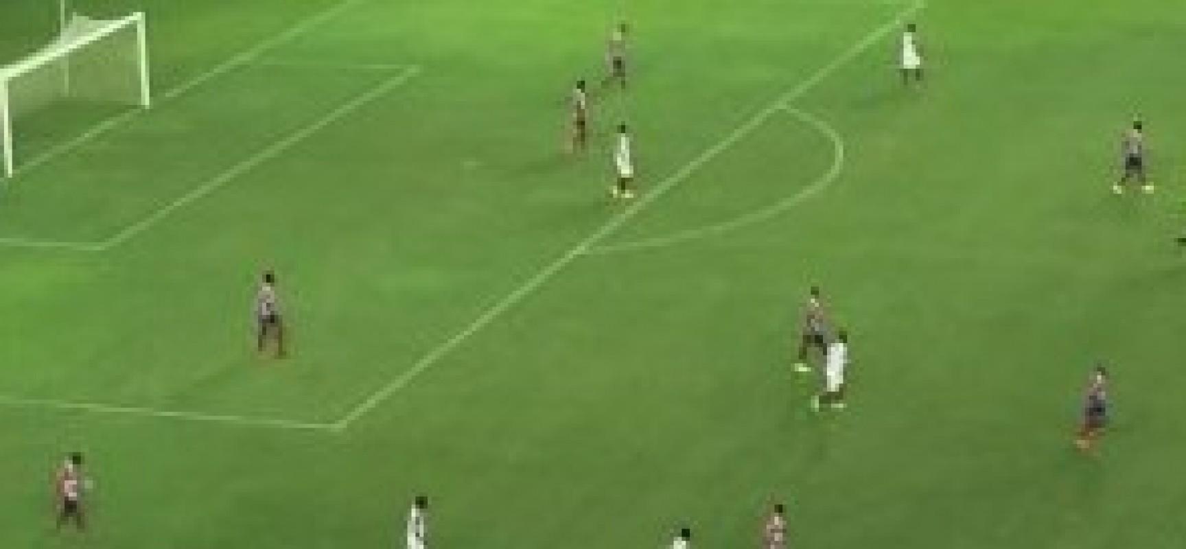 Copa do Brasil sub-20: Bahia cede empate ao Flamengo e deixa a competição