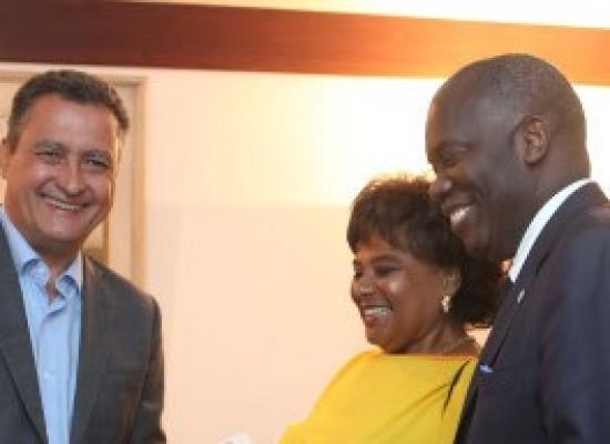 Governo anuncia parceria para cooperação cultural e educacional com Angola