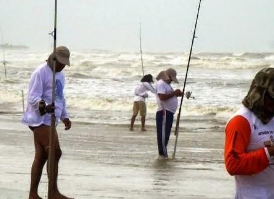 Guarda Municipal de Ilhéus promove campeonato de pesca esportiva
