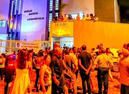 Ação Social da Igreja Lindinópolis, de 01 a 03 de agosto