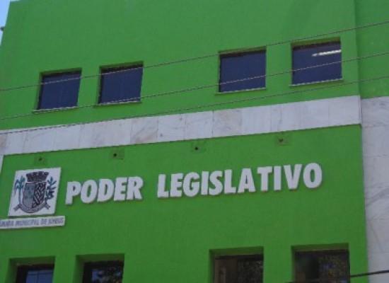 PROJETOS: Pautas da Câmara de Vereadores de Ilhéus, dia 04 e 05/12