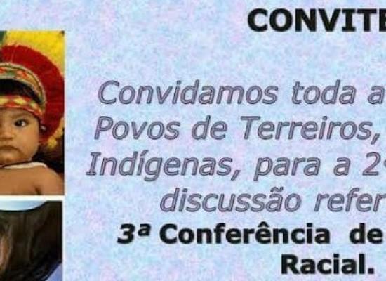 Movimentos Sociais se mobilizam para III Conferência Municipal da Igualdade Racial em Ilhéus.