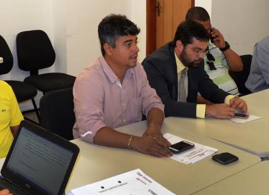 Patrulha do Som e Ministério Público realizam reunião para avaliar cumprimento de inquérito civil