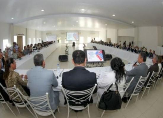 """Rui destaca """"mobilização das famílias"""" em reunião do Pacto pela Vida"""