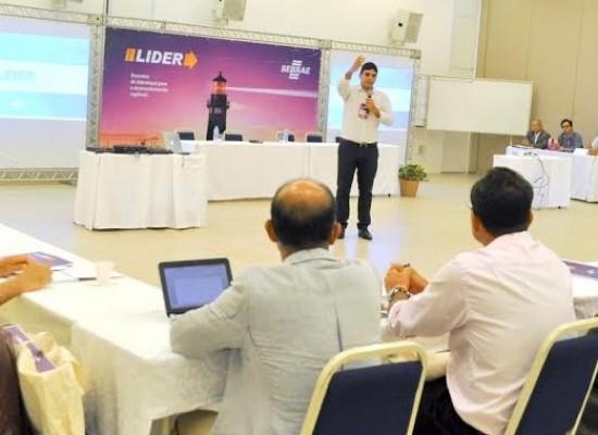 Secretário destaca importância do Programa Líder, do Sebrae, que acontece em Ilhéus
