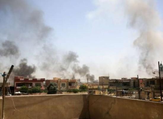 Suposto bombardeio de coalizão internacional mata 35 pessoas na Síria
