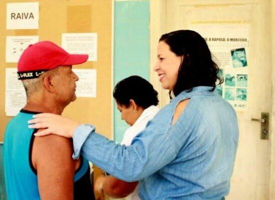 Vacinação contra Influenza, com índices baixos em todo o País, ganha reforço de comunicação em Ilhéus