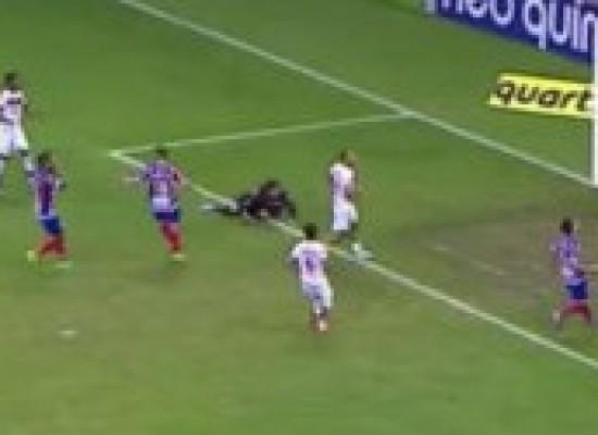 Bahia faz 3 a 0 no Atlético de Goiás na estreia do técnico Jorginho