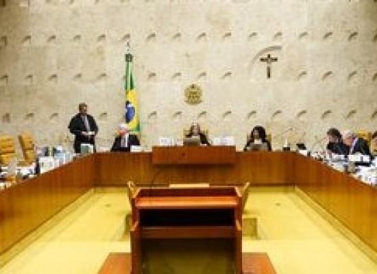 RELEMBRADO: STF decide que condenados poderão ser presos após condenação em 2ª instância
