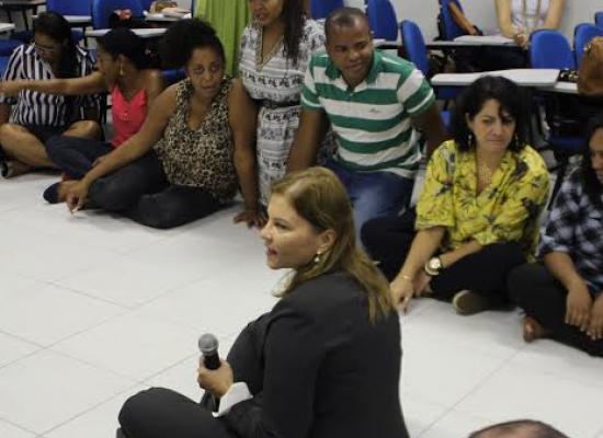 Capacitação de cuidadores, em Ilhéus, fortalece serviços da rede de acolhimento