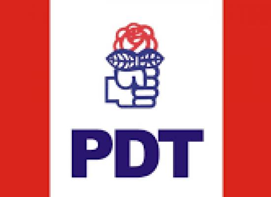 CONVITE DO PRESIDENTE DO PDT-ILHÉUS, DR. COSME ARAÚJO > REUNIÃO PRÓXIMA TERÇA-FEIRA, DIA 20 DE JUNHO