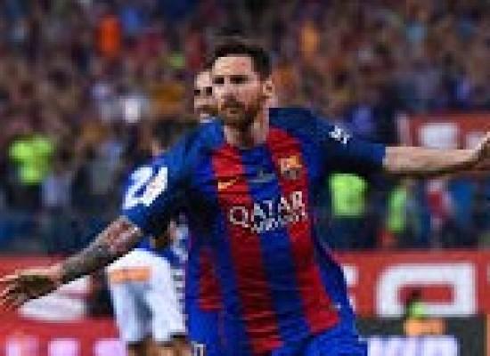 Messi completa 30 anos honrando a mística da camisa 10