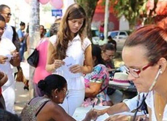 """Sesau realiza Programa """"Mais saúde, mais alegria"""" nos dias 29 e 30, no Centro de Convenções de Ilhéus"""