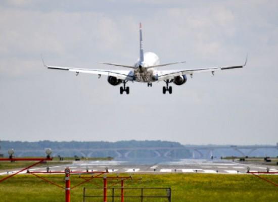 Setor aéreo teve retração de 6,9% em número de passageiros em 2016
