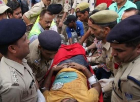 Acidente na Índia mata 16 peregrinos e fere 27