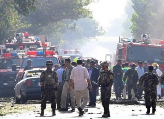 Atentado suicida em Cabul mata 24 pessoas e fere 42