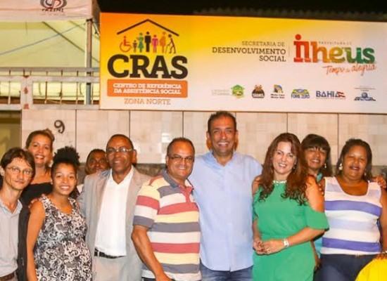 CRAS Savóia é inaugurado em Ilhéus