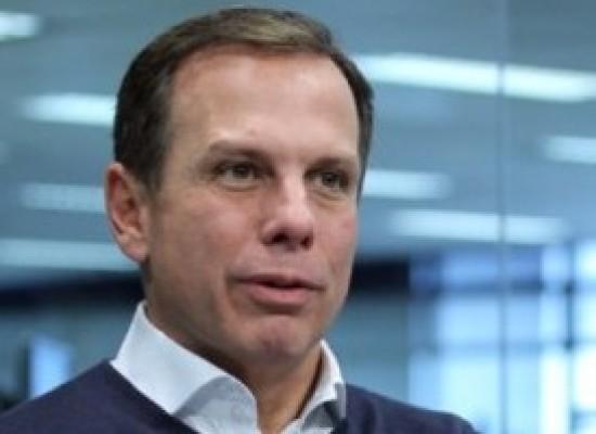 Doria diz que Estado de SP vai iniciar vacinação contra Covid-19 em janeiro