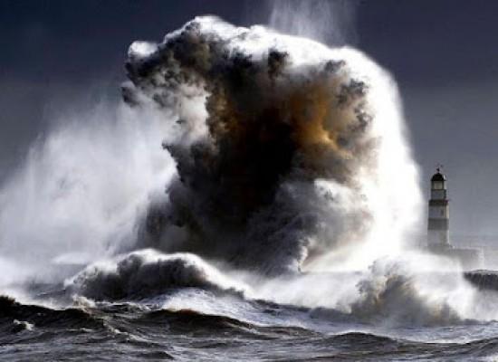 Ilhéus, Politica, Mar Revolto e Ventos Fortes