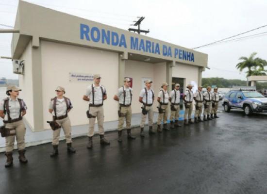 Inaugurada sede da Ronda Maria da Penha em Itabuna