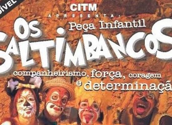 Musical 'Os Saltimbancos' fica em cartaz neste final de semana no TMI
