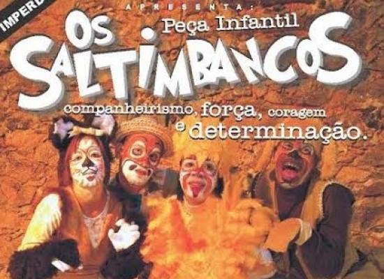 'Os Saltimbancos' entra em cartaz no Teatro Municipal de Ilhéus