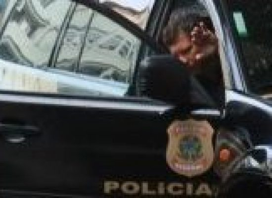 PF faz operação contra tráfico internacional de drogas