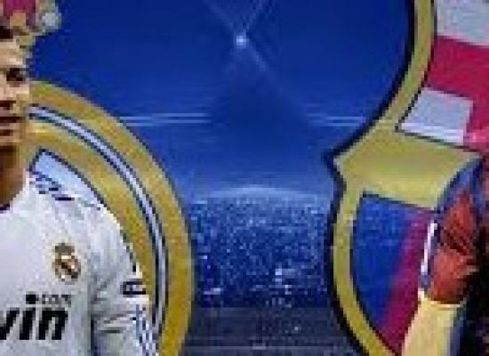 Real Madrid e Barcelona se enfrentam pela primeira vez nos EUA