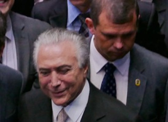 Justiça federal  recebe queixa-crime de Michel Temer contra Joesley Batista