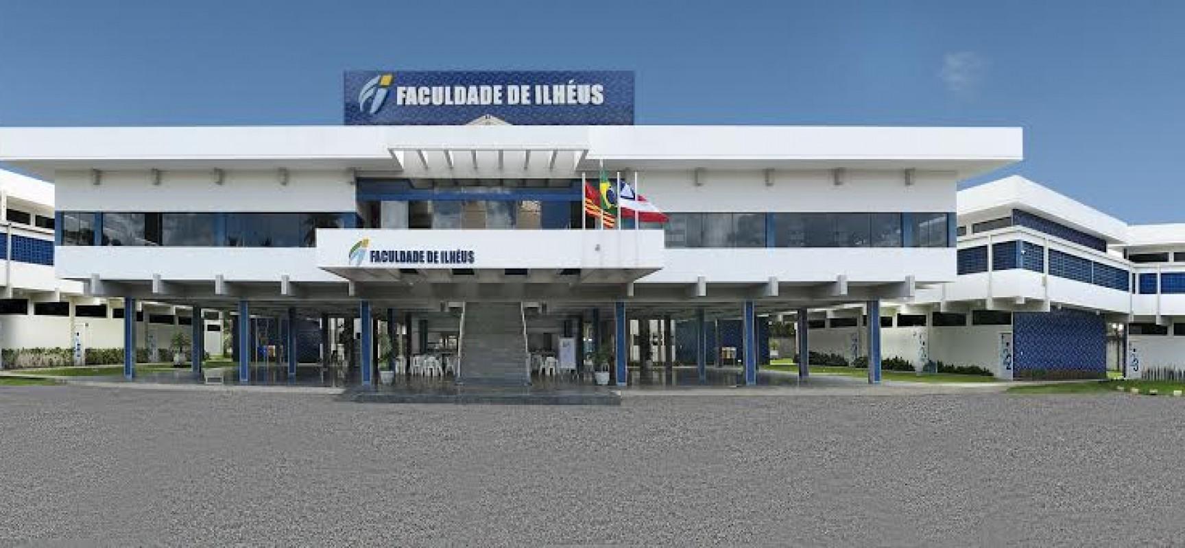 Faculdade de Ilhéus completa 18 anos em atividade na região