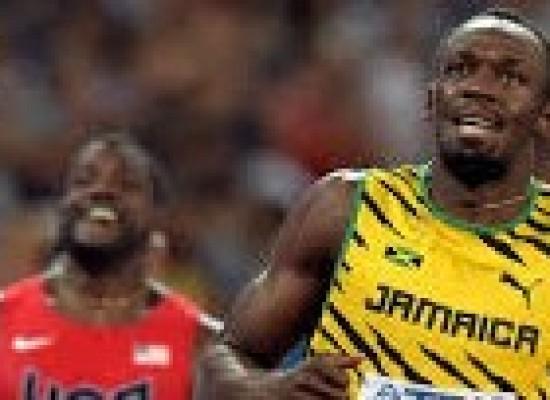 Bolt perde os 100 metros e se aposenta com um bronze