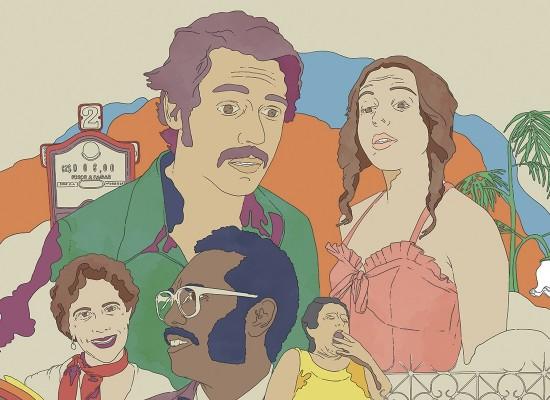 Comédia sobre a Bahia dos anos 1970 estreia nesta quinta-feira nos cinemas