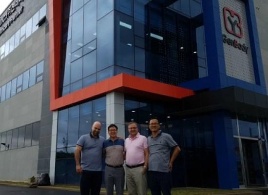 Empresa sul-coreana parceira da Bahiafarma amplia capacidade de produção de testes diagnósticos