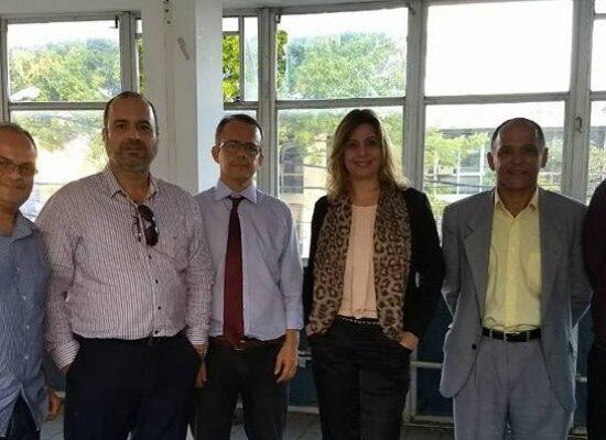 Min. do Trabalho atende pedido de Ivo Evangelista e vai reformar sede local em parceria com a Prefeitura
