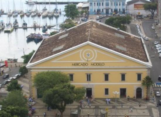 Número de visitantes no Mercado Modelo de Salvador dobra este ano