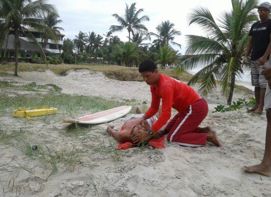 """Projeto """"Informar para não afogar"""", agora vai à Praia do Norte, em Ilhéus"""