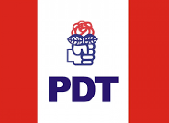 Reunião do PDT-Ilhéus nesta 5ª feira, dia 10/08