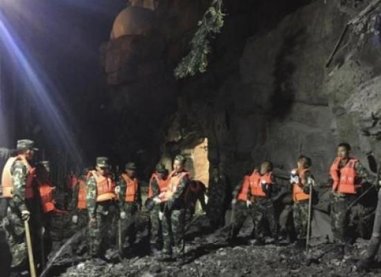 Segundo terremoto atinge China em menos de 24 horas e deixa 33 feridos