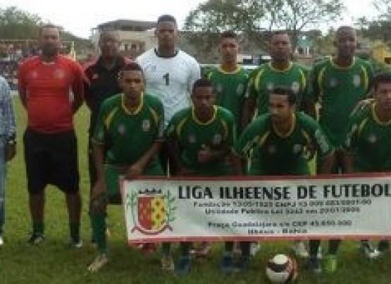 Seleção de Ilhéus enfrenta Uruçuca próximo domingo, pela 4ª rodada do Intermunicipal