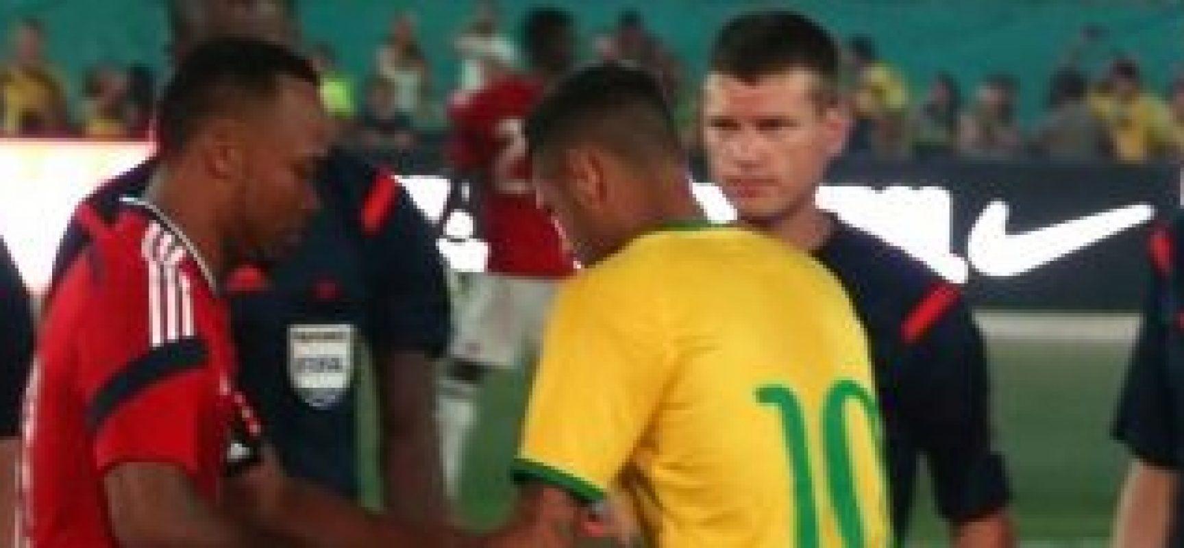 Brasil empata com a Colômbia e ainda pode igualar recorde