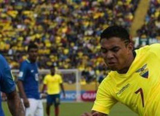 Brasil vence o Equador por 2 a 0 e garante o 1o lugar nas Eliminatórias