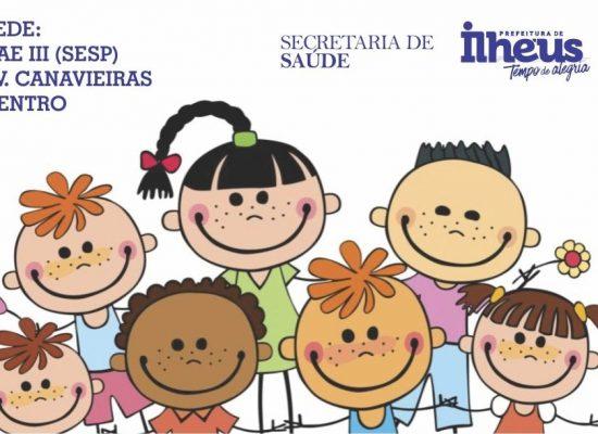 Campanha para atualizar caderneta de vacinação segue até o dia 29 em Ilhéus