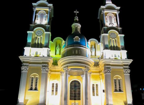 Congresso Eucarístico e Mariano comemora o cinquentenário da Catedral de São Sebastião neste final de semana em Ilhéus