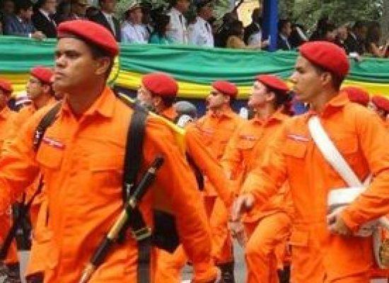 Ilhéus cria regulamento para o desfile cívico e militar de 7 de Setembro
