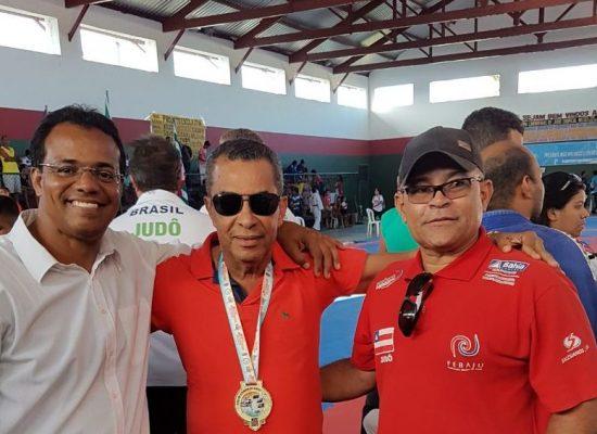 Dr. Cosme Araújo prestigia a 14ª Copa Canavieiras de Judô